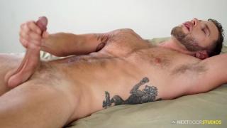 Taylor Briggs masturbates at Next Door Male