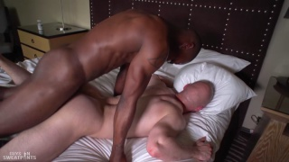 Miller Axton & Orson Deane flip-fucking at Guys in Sweatpants