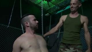 Brett Bradley & Alex Mason at Raw Fuck Club