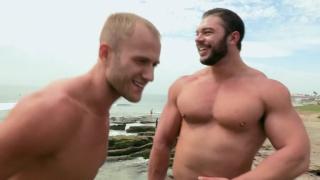 Arnie & Blake bareback at sean cody