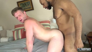 Brian Bonds and Ray Diesel at BAreback That Hole