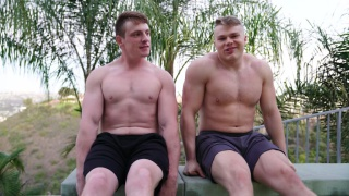 Regan & Curtis at Sean Cody