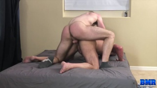 Sean Knight fucks Dale Savage at Breed Me Raw