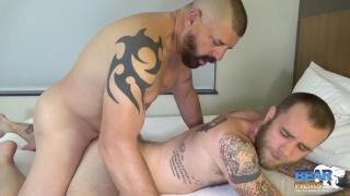 Beau Bearden and Ryan Powers at bear films