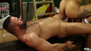 Jean Franko gets fucked by Jessy Ares at MEN