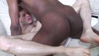 interracial sex with Nathan & JD Daniels at Jalif Studio