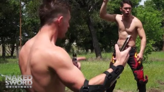 MXXX The Hardest Ride - Episode 2 at Naked Sword