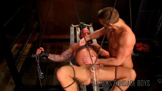 In Hell Part 2 at Daddys Bondage Boys