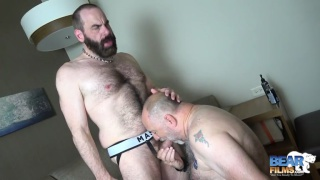 Steve Sommers & will Stone at bear films