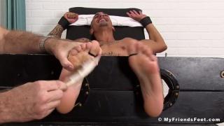Rico Romero at My Friends Feet