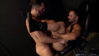 Marco Lorenzo & Bruno Bernal at Extra Big Dicks