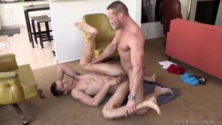 Myles Landon & Alex Chandler at Dylan Lucas