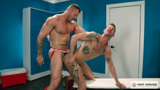 Austin Wolf & Sean Maygers at hot house