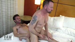 Jason Sparks & Torin Sevaggio at Raw Fuck Boys