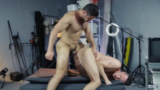 Damon Heart gets fucked by Dato Foland at men