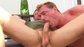 Ryan raz blows Christian Matthews at Cum Pig Men