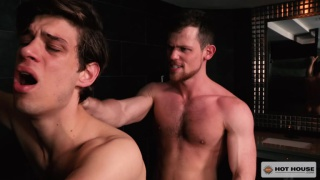 Michael Delray and Kurtis Wolfe at Hot House