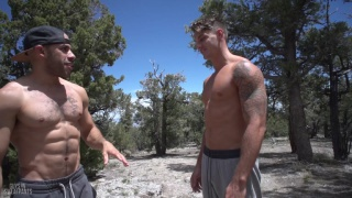 Clark Parker & Austin Wilde at Guys in Sweatpants