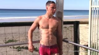 Jayden at All Australian Boys