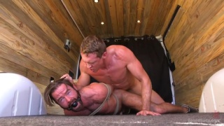 Brendan Patrick & Pierce Paris at Bound Gods