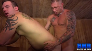 Tyler Griz fuck Chip Young at Breed Me Raw