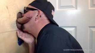 Dad At The Gloryhole For Head at Gloryhole Hookups