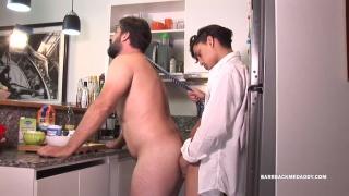 Simon and Leandro at Bareback Me Daddy