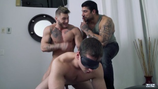 William Seed, Ryan Bones & Joey Mentana at drill my hole
