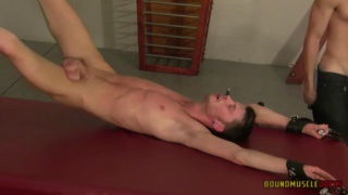 Your Arse Is Mine Now Part 2 at Bound Muscle Jocks