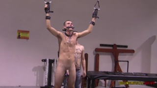 Get Hard For Me Part 2 at Bound Muscle Jocks