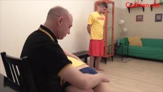 Lifeguards get spanked at Cp4Men