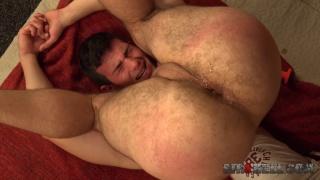 Oleg Hubert gets spanked at Str8 Hell