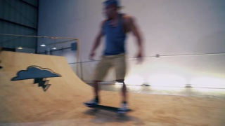 skateboarder sex with Draven Navarro & Buck Richards at Bromo